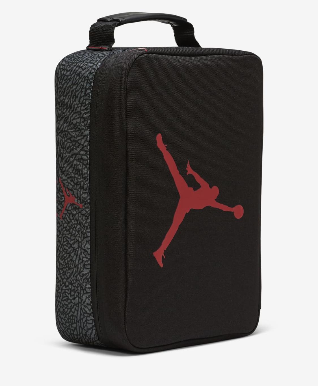 Jordan Shoebox Bag Black Cement