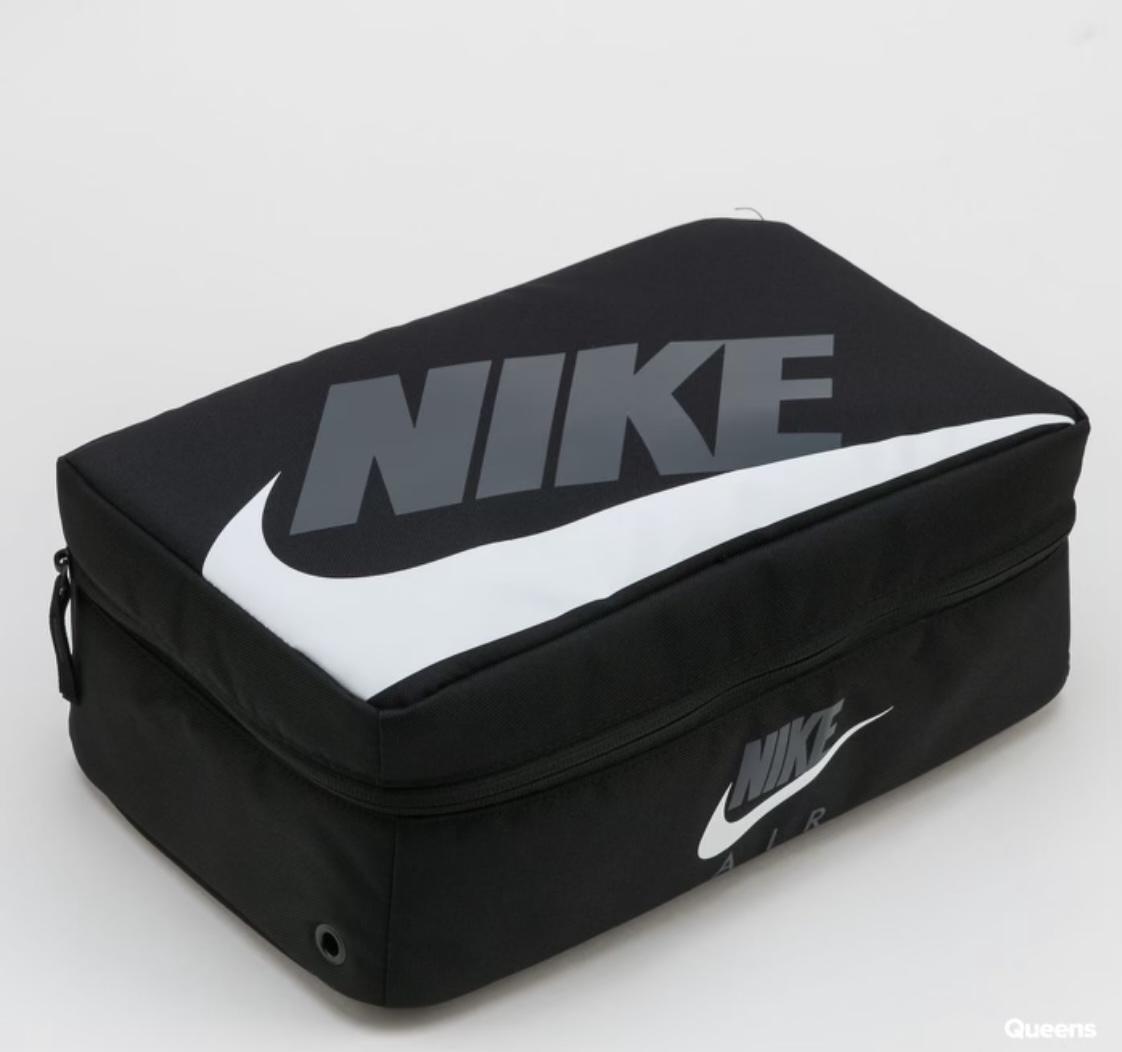 Nike Shoebox Bag Black