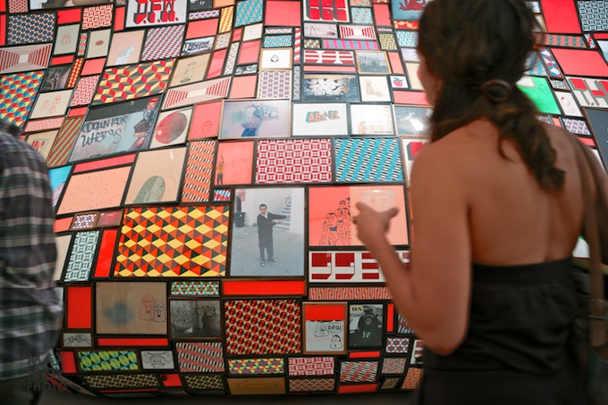 Up Close with the work of Barry McGee