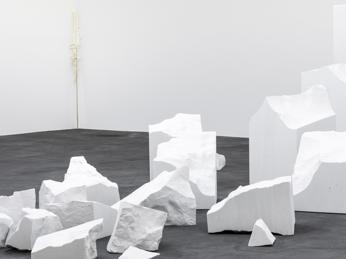 a Kwade: Something absent whose presence had been expected at Johann König, Berlin