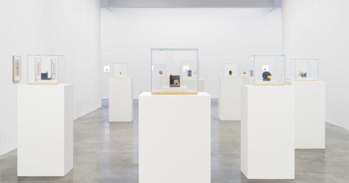 Ron Nagle: Necessary Obstacles at Matthew Marks Gallery, NYC