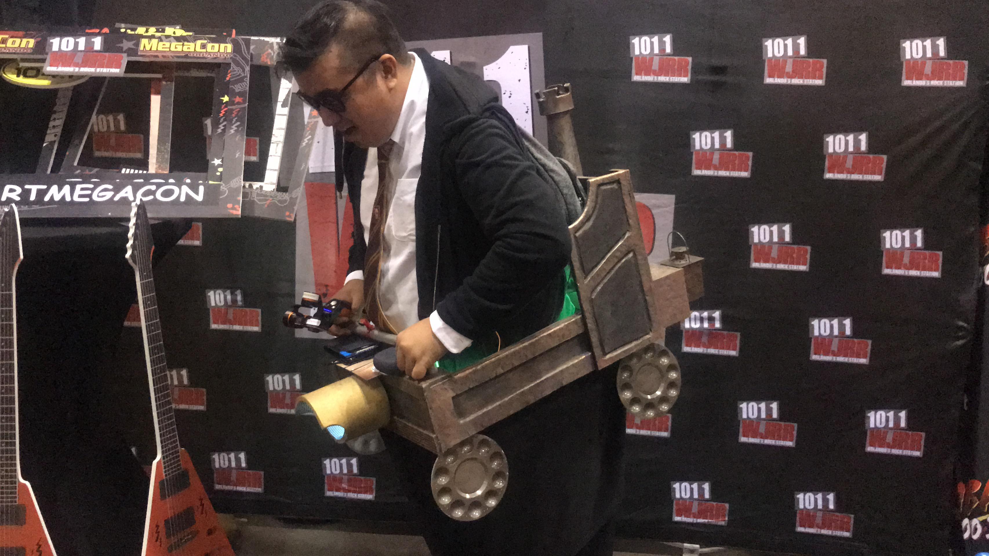 Harry Potter MegaCon cosplay