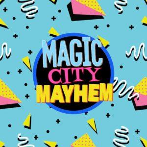 Magic City Mayhem logo