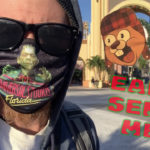 Empty Theme Park Stroll!