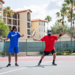 Special Olympics Florida Athlete Gets Dream Vacation and Private Tennis Session