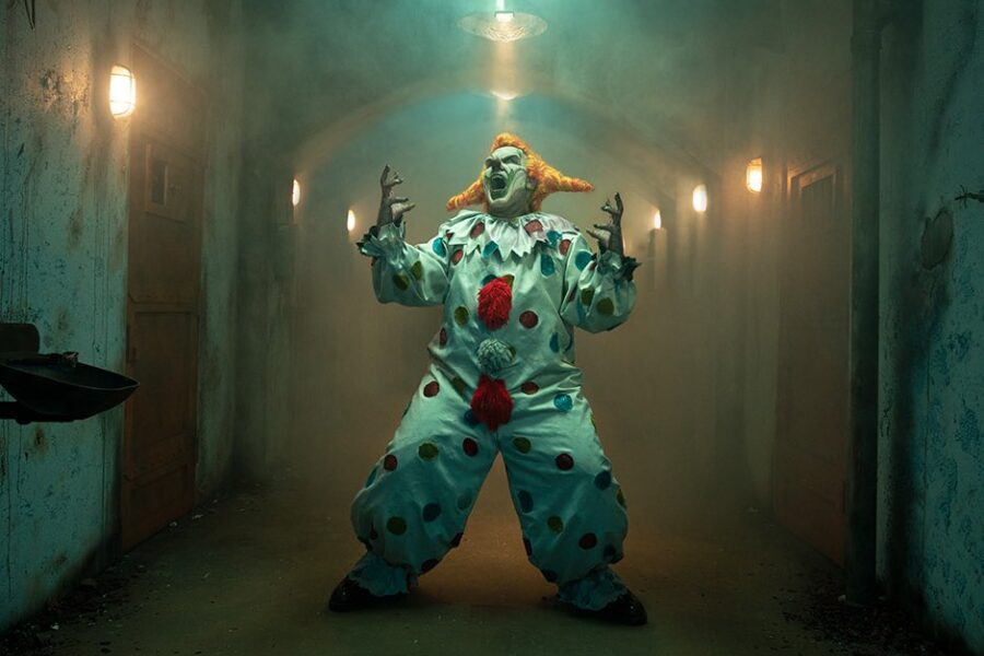 Jack the Clown Returns for HHN 30