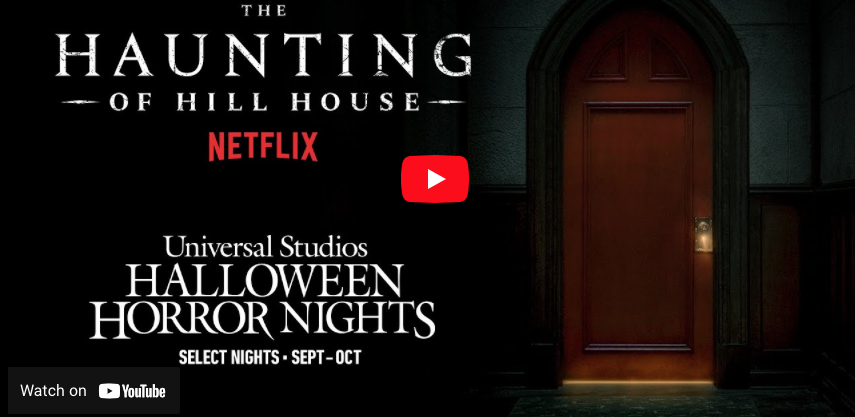 Haunting of Hill House Horror Nights