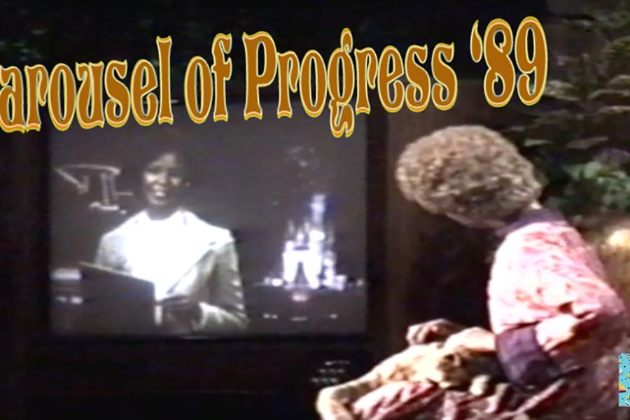 Carousel of Progress '89