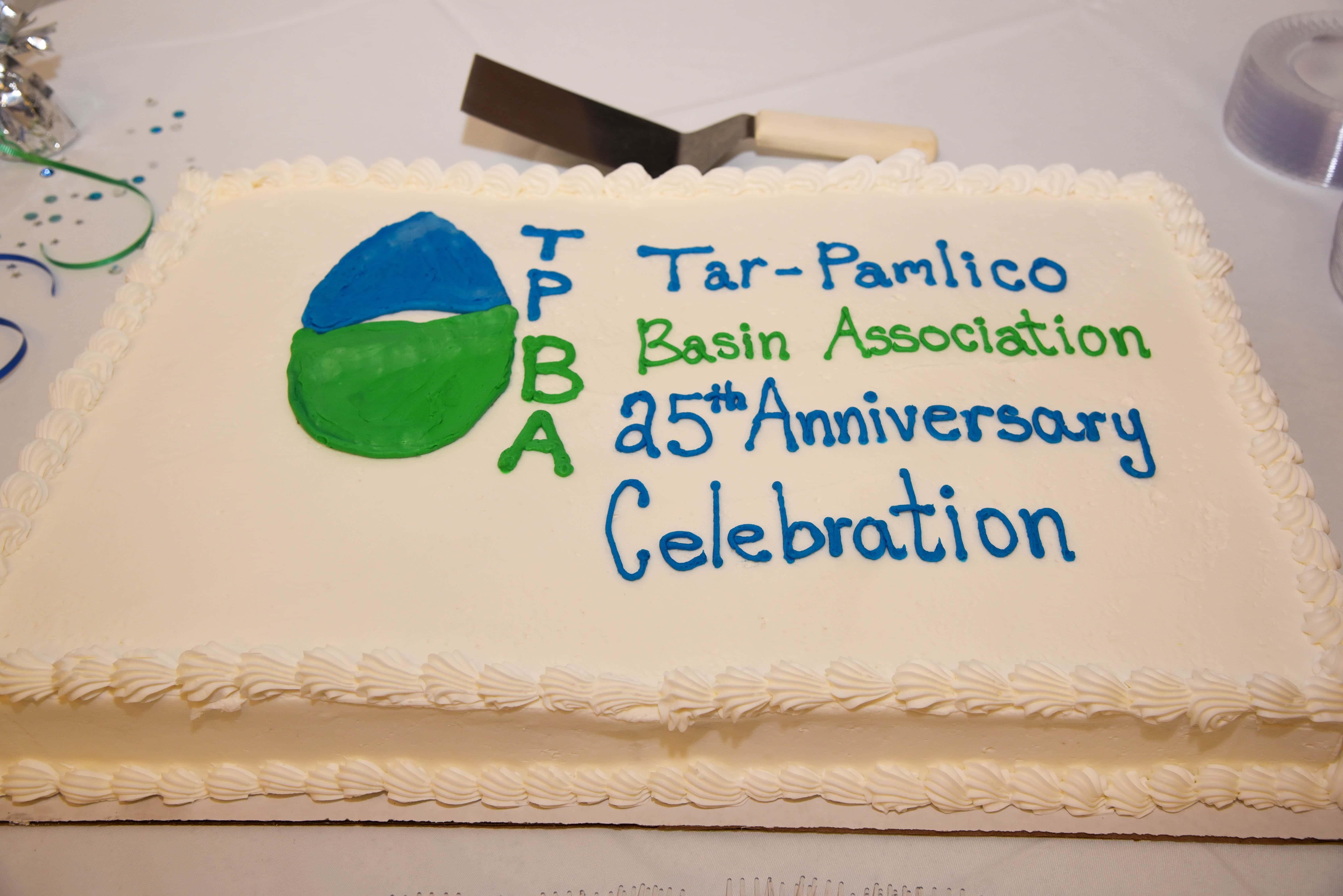 Tar-Pamlico Basin Association - 25th Anniversary Celebration