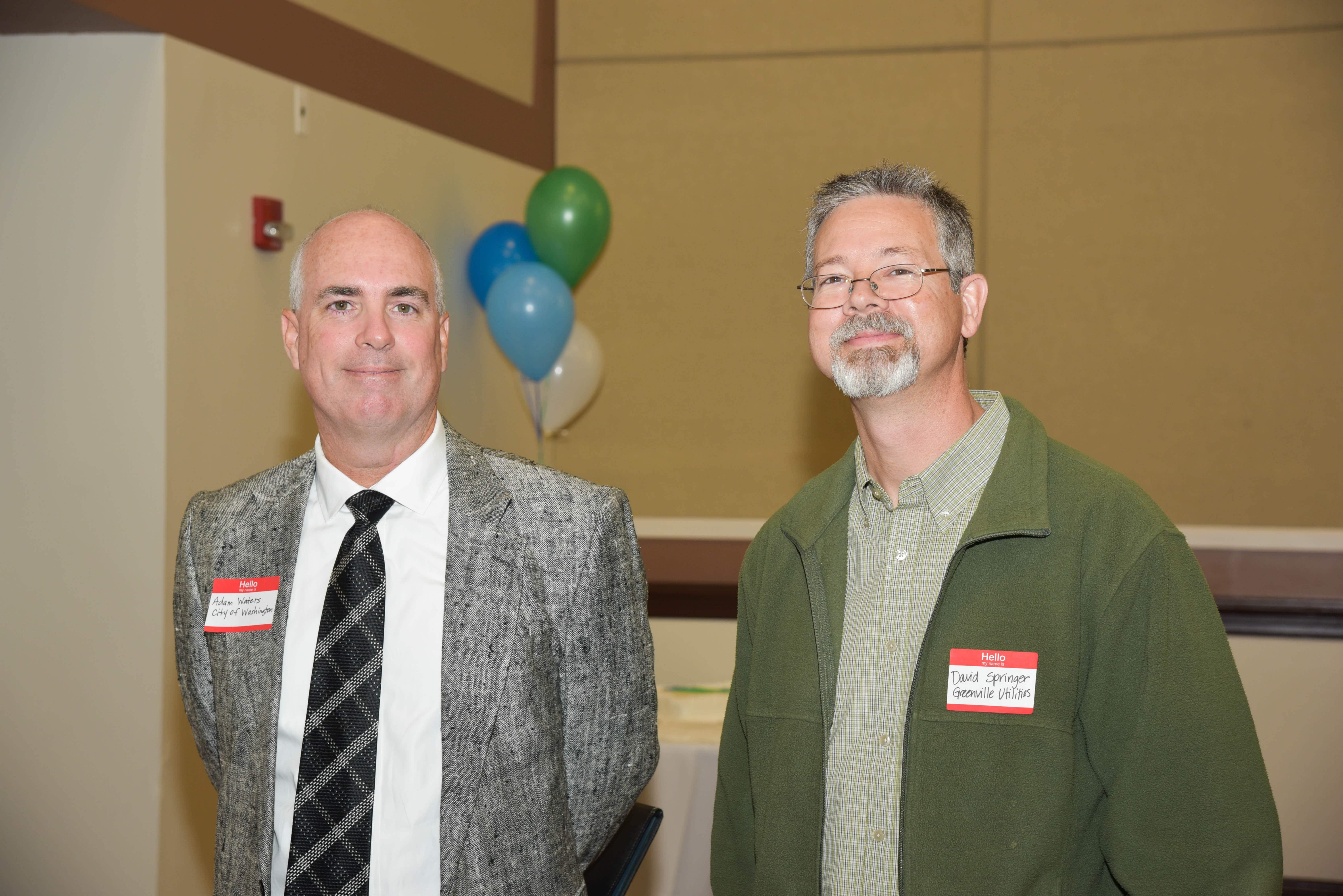 Adam Waters & David Springer
