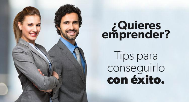 tips para emprender con exito