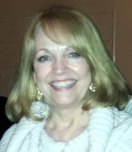 Church Minister, Rev. Rebecca Galati