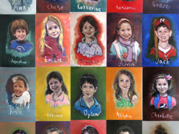 Children of Sandy Hook Elementary
