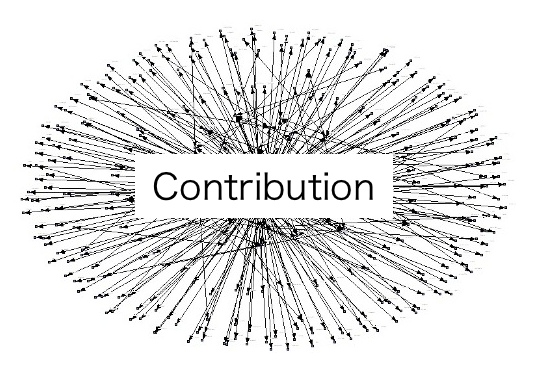 Project share day 29: this weekend – I am a contribution.