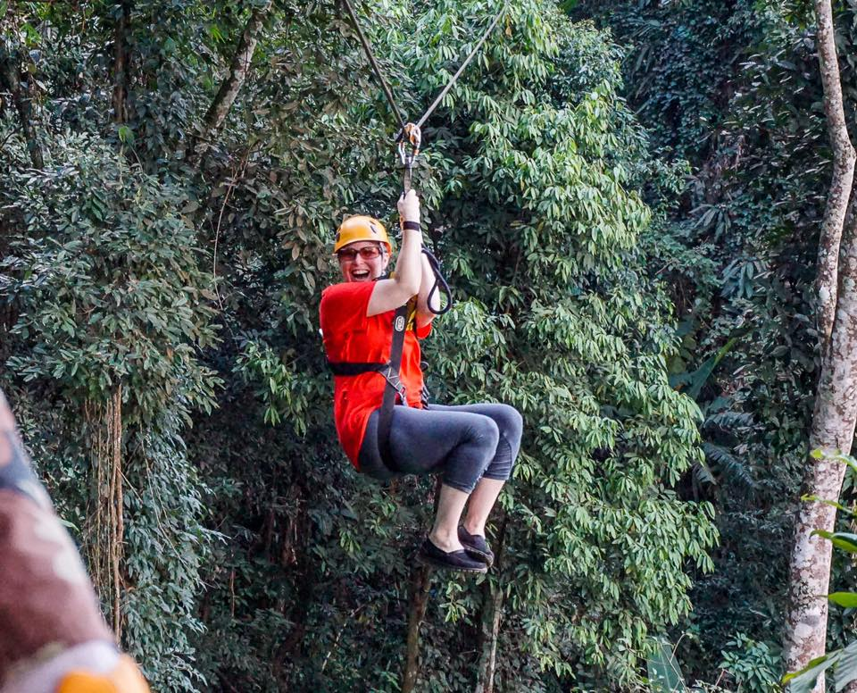 Project Share Day 26: heights & Ziplining