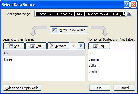 Excel 2007 Source Data Dialog