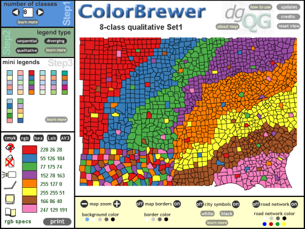 Color Brewer