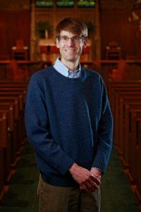 Dr. Brian Preston Harlow - Church Staff