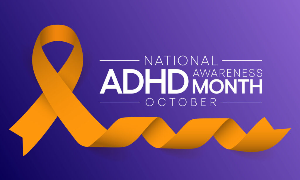 National ADHD awareness month is observed every year in October, it is the most common neurodevelopmental disorders of childhood, usually first diagnosed in childhood and lasts into adulthood