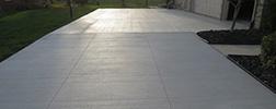 DG Cement Co Concrete Driveway