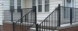 DG Cement Co New Concrete Front Porch