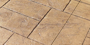 stamped decorative concrete