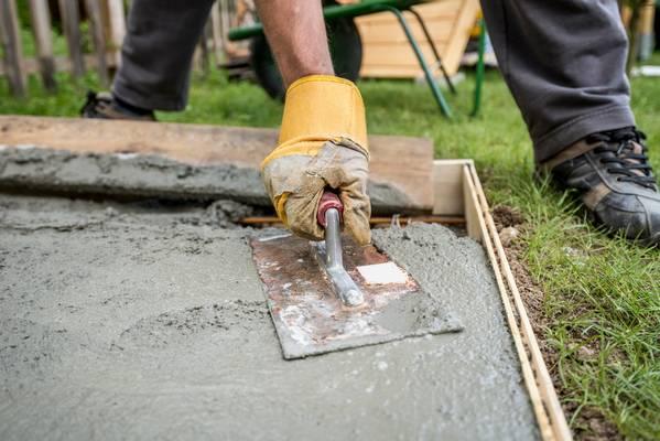 Cement Patios vs Wooden Patios