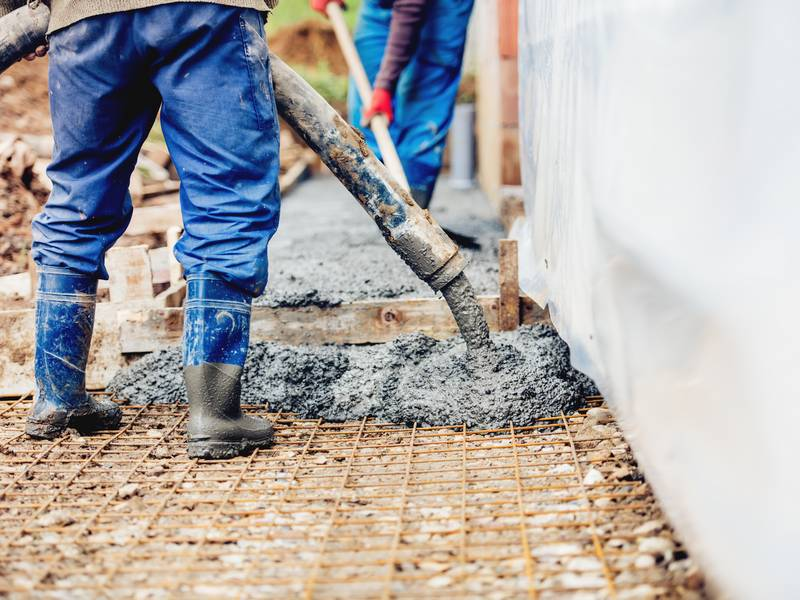 What Is A Cement Contractor?