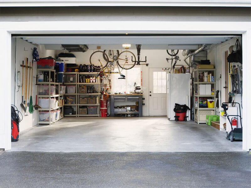 What Are The Benefits Of A Concrete Garage Floor?