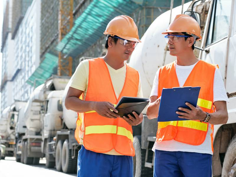 What Is A Cement Contractor
