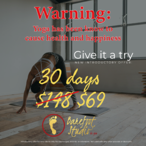 30 days for $69 Intro