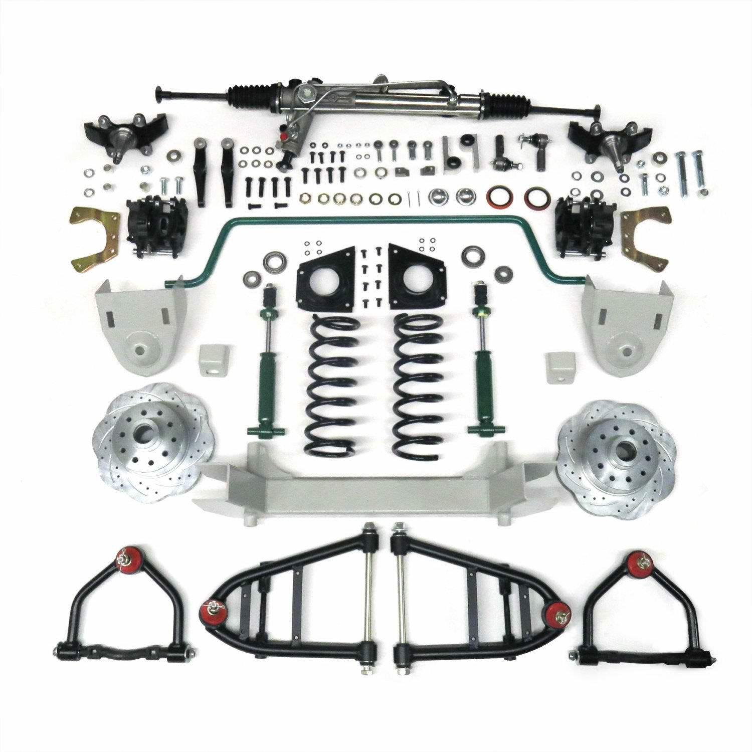 Mustang II IFS Suspension Kits
