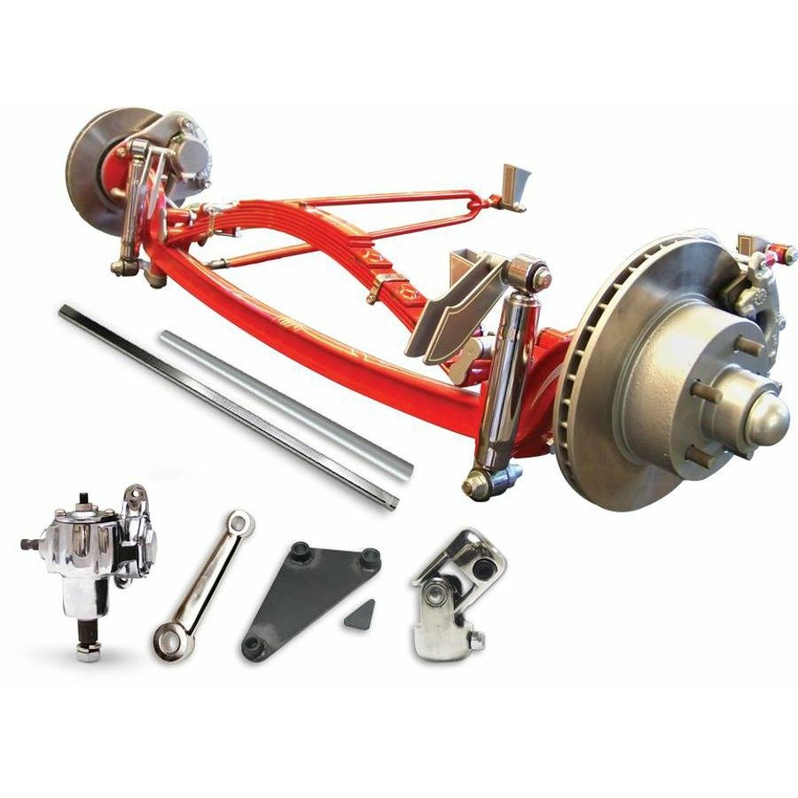 Solid Axle Suspension kits