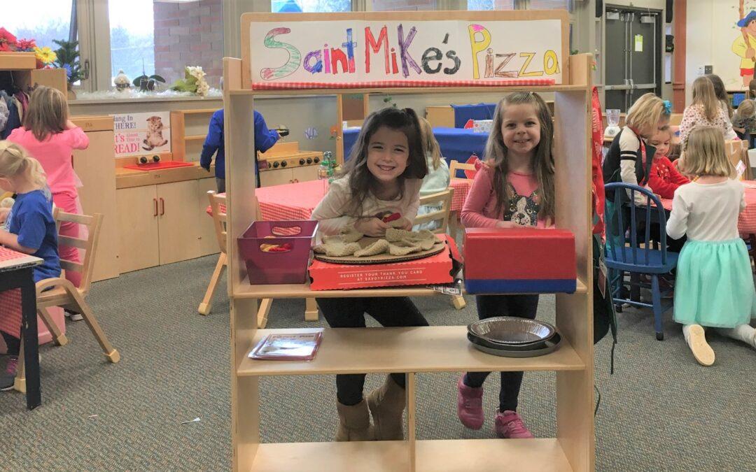 Fall Enrollment at SMLC Preschool