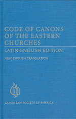 Code of Canons for Eastern Church