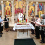 Basilian Associates of Parma Renew Covenant