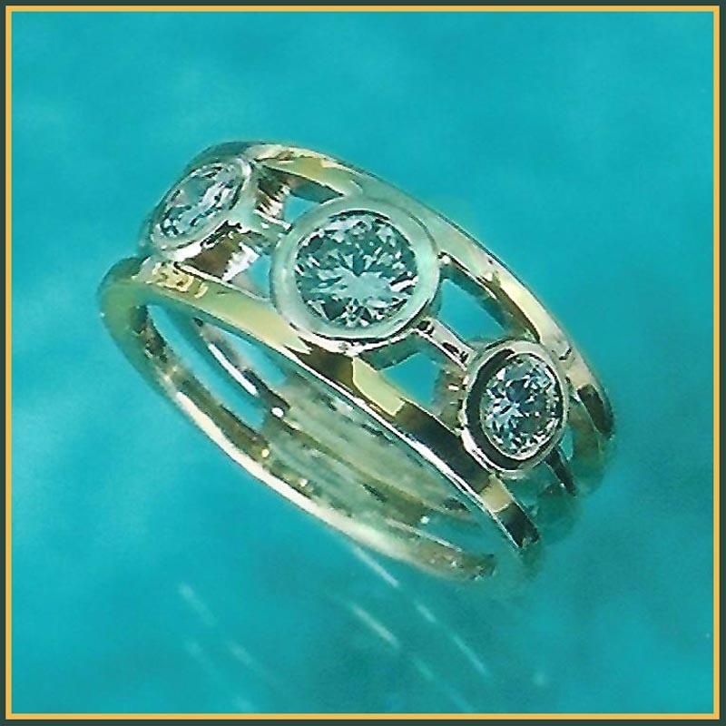 1.66 ct Diamond Ring