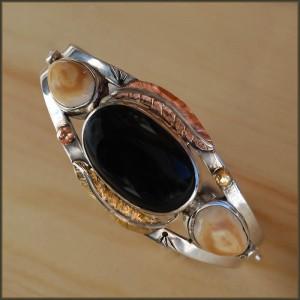 charleen black jade bracelet 72dpix