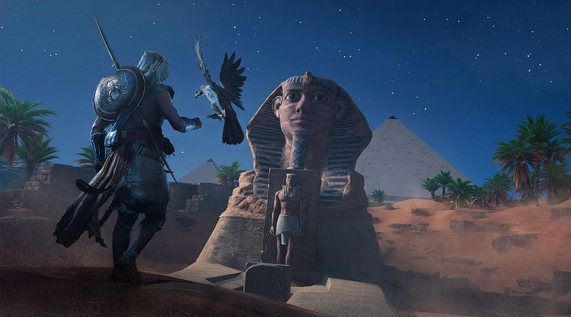 Assassins Creed Origins Gameplay Trailer