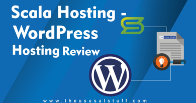 Scala Hosting - WordPress Hosting Review