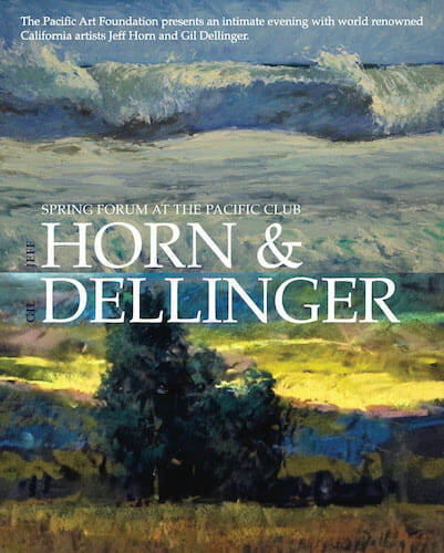 Horn & Dellinger Pacific Art Club Spring Event