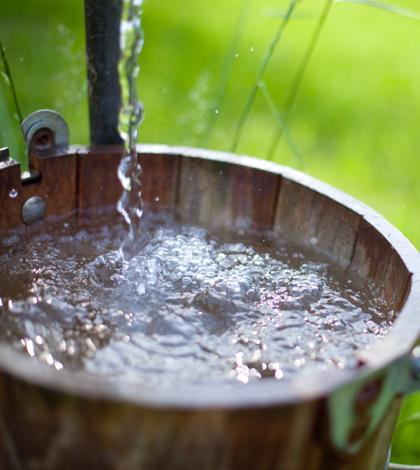 California Drought Threatens Wells