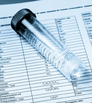 Falsifying lab results to the state water board