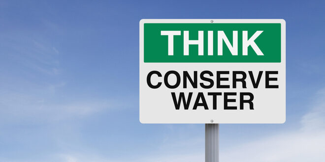 residents asked to conserve 15%