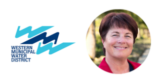 Laura Roughton appointed to western municipal water district