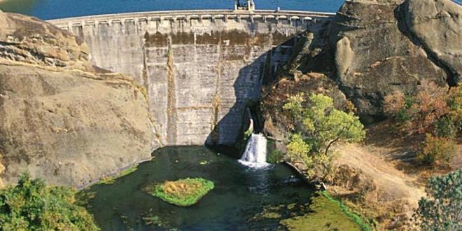 East Park Dam and Reservoir