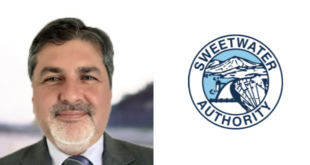 Quintero named General Manager of Sweetwater Authority