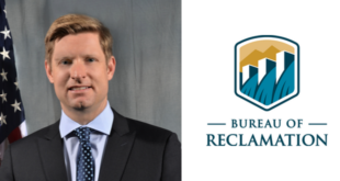 Johnson named Reclamation's Central Valley Operations Deputy Manager