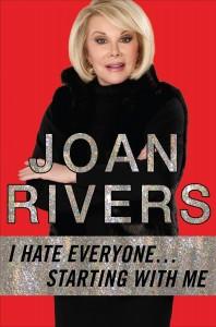 Joan Rivers Bood
