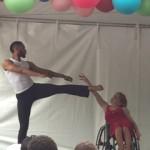 Dancing Wheels - Mary Verdi-Fletcher